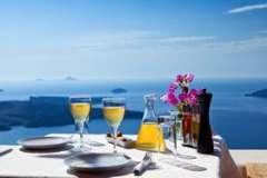 Вкусные рецепты: Гречневые блины, Салат с овощами, и фруктами, Ликер МОЛОЧНЫЙ
