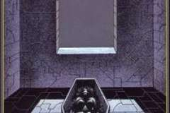 Герард Доу, «Девушка у окна». Чем она занята?
